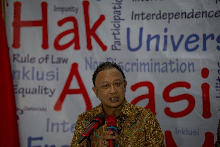 Komnas HAM Minta Jokowi Jelaskan Langkah Listyo Sigit Tawari Pegawai KPK Tak Lulus TWK Jadi ASN Polri