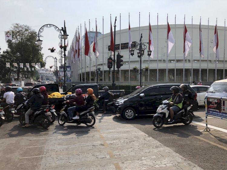 Kemenkes Ungkap Mobilitas Warga di Jabar, Banten, Jateng, dan Jatim Lampaui Level Sebelum Pandemi