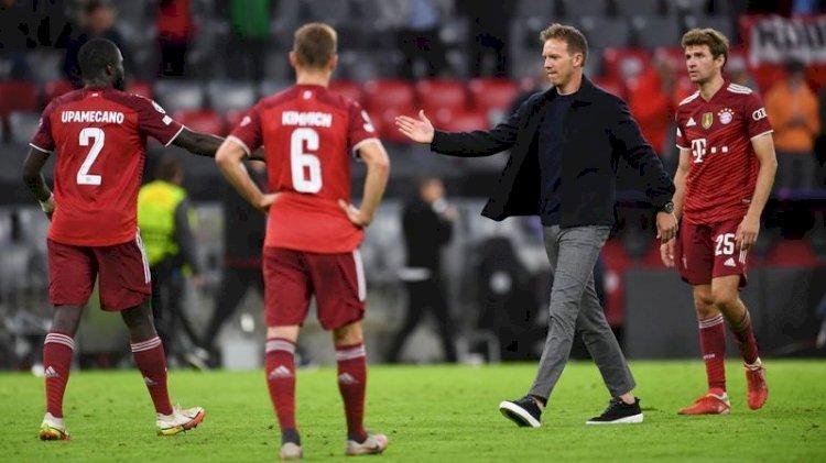 Hasil Lengkap Liga Champions: Bayern Pesta Gol, Barcelona dan Chelsea Kalah