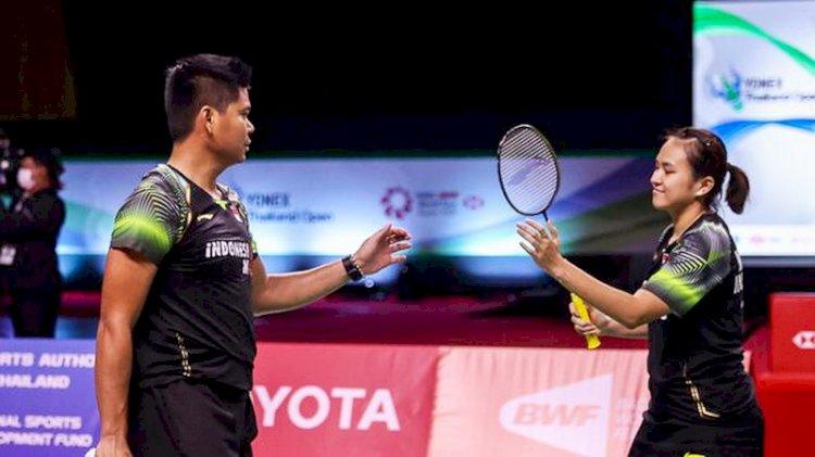 Piala Sudirman 2020: Indonesia Jadi Juara Grup C