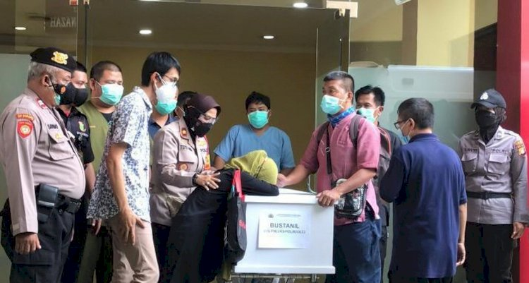 Tempuh Jalur Hukum, Keluarga Korban Kebakaran Lapas Kelas 1 Tangerang Bersama LBH Jakarta Bentuk Koalisi