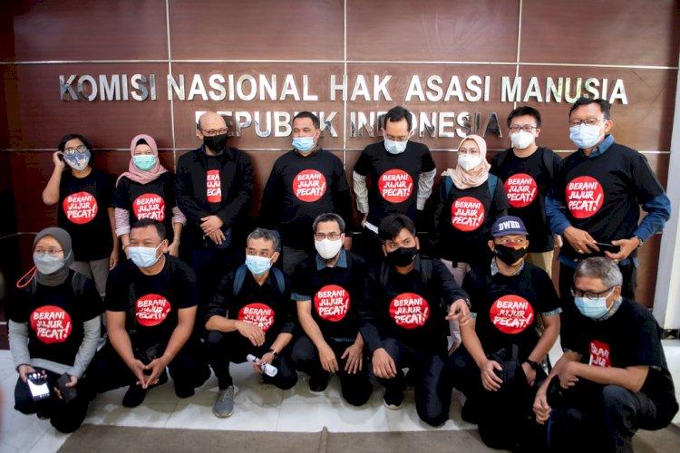 Hari Ini, 57 Pegawai KPK Dipecat dan Jokowi Masih Bungkam