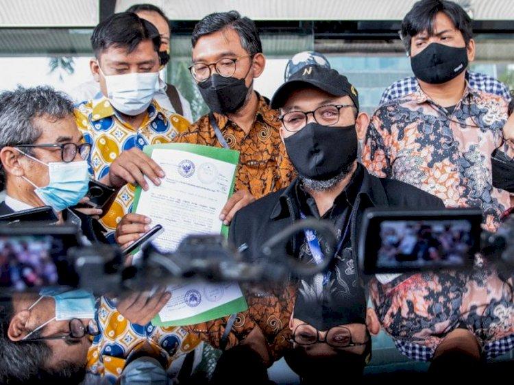 Novel Baswedan dan 56 Pegawai KPK Tak Lolos TWK Dikabarkan Akan ke Istana, Geruduk Jokowi?