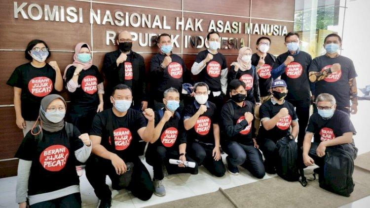 Polri Beri Kesempatan Sama kepada 57 Mantan Pegawai KPK untuk Direkrut