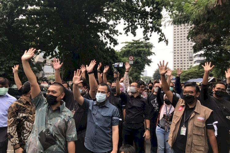 57 Pegawai yang Tak Lolos TWK Pamit dari KPK