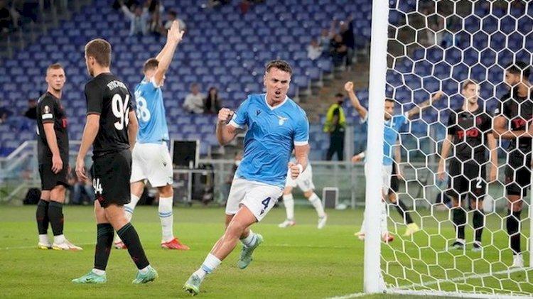 Hasil Liga Europa:  Lazio Menang, Leicester Ditekuk Legia