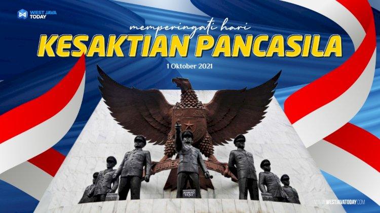Peringatan Hari Kesaktian Pancasila 2021, Ini Pesan Penting Jokowi untuk Masyarakat Indonesia