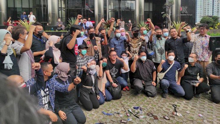 Soal Tawaran ASN Polri, 57 Mantan Pegawai KPK Mengaku Belum Terima Undangan Resmi dari Kapolri