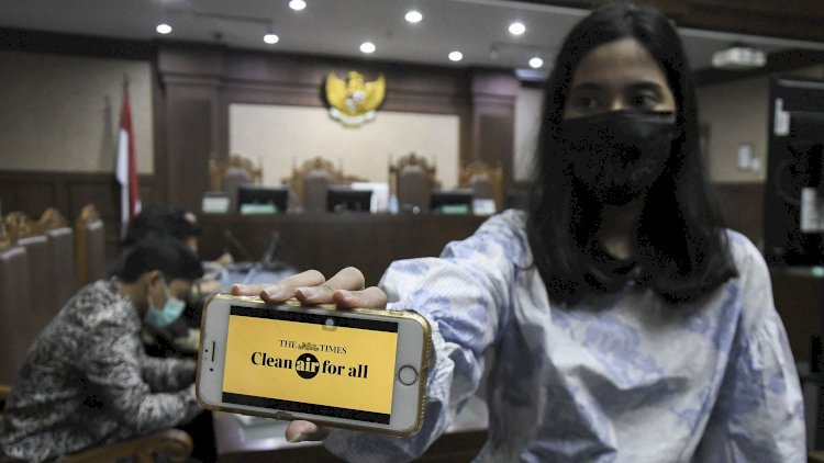 Ini Alasan Pemerintah Ajukan Banding Atas Putusan Kasus Polusi Udara di Ibu Kota DKI Jakarta