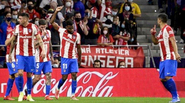 Hasil dan Klasemen Liga Spanyol: Atletico Sikat Barcelona 2-0