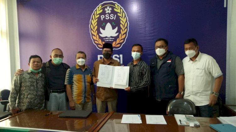 Sejumlah Tokoh Sepakbola Mendukung Ramram jadi Ketua PSSI Jabar