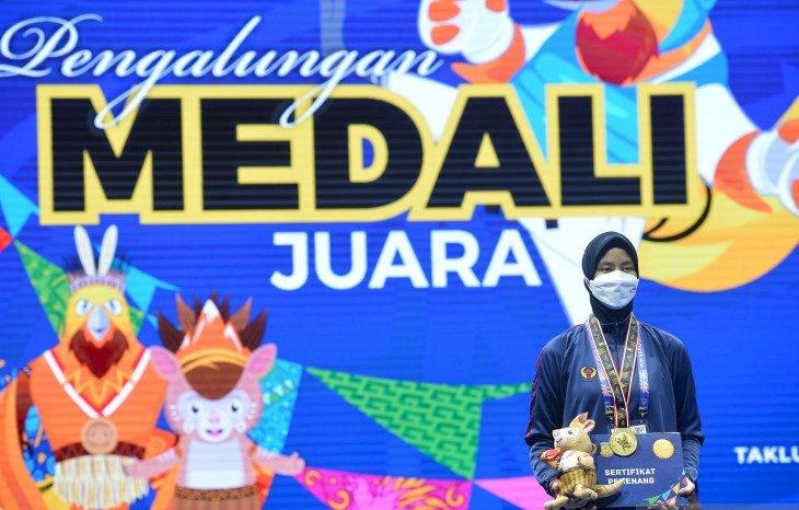 Jawa Barat Dominasi Perolehan Emas Taekwondo