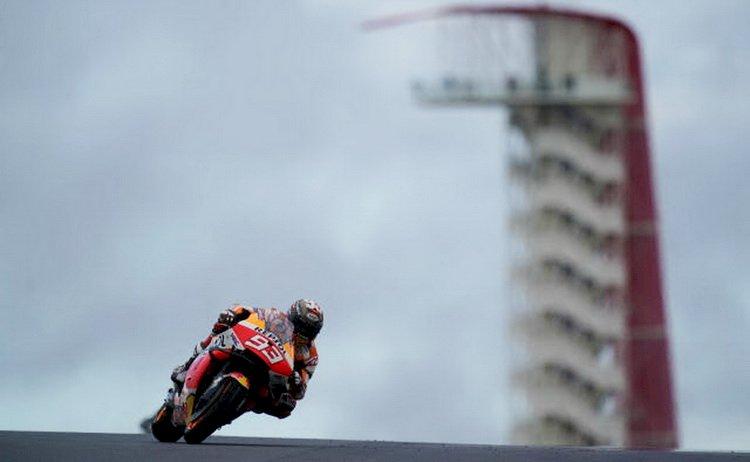 MotoGP Amerika: Marques Terdepan, Quartararo Kedua