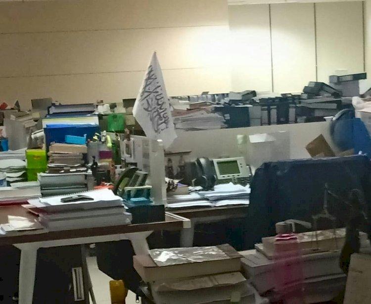 Mantan Satpam yang Dipecat KPK Buka Suara soal Bendera Mirip HTI di Salah Satu Ruang Kerja