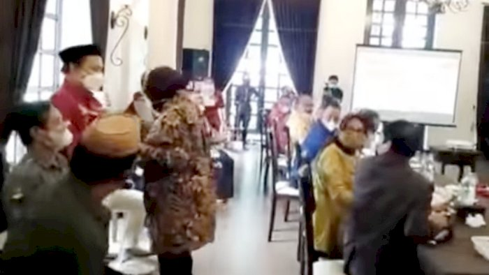 Gubernur Gorontalo Ungkap Risma Sudah Minta Maaf soal Marahi PKH