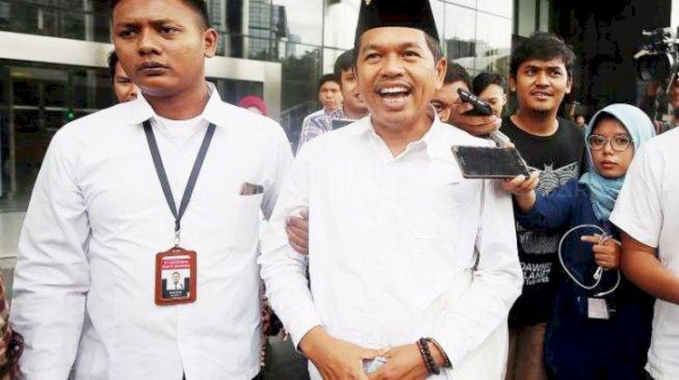 Dedi Mulyadi Dikonfirmasi Dugaan Aliran Dana dari Ade Barkah dan Siti Aisyah