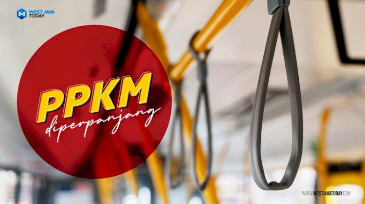 PPKM Diperpanjang hingga 18 Oktober, Daerah Level 3 Bertambah