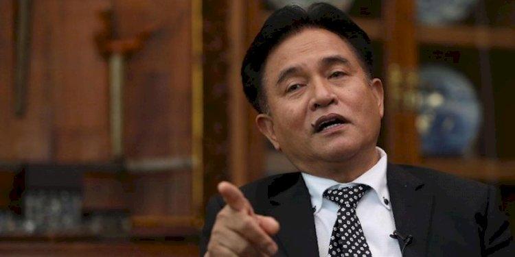 Yusril Soal Honor Rp100 Miliar: Komisi Orang kok Dipersoalkan