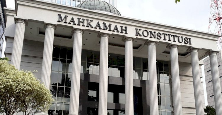 MK Tolak Uji Materi 18 Pasal UU Pemilu Terkait Pencalonan Presiden