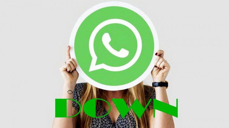 WhatsApp tak Bisa Diakses, Maintenance Internal atau Diserang?