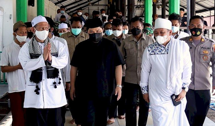 Menteri BUMN Erick Thohir Disebut Keturunan Sultan Banten, Ini Faktanya