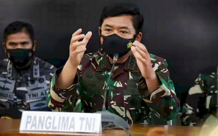 Panglima TNI Minta Seluruh Prajurit Tingkatkan Profesionalisme