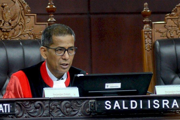 Hakim MK: Pemilu Di Indonesia Ruwet, Terlalu Banyak Pihak Terlibat