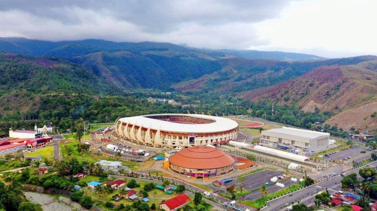 Menyebar di 4 Lokasi Digelarnya Acara PON XX Papua, 29 Orang Positif Covid-19