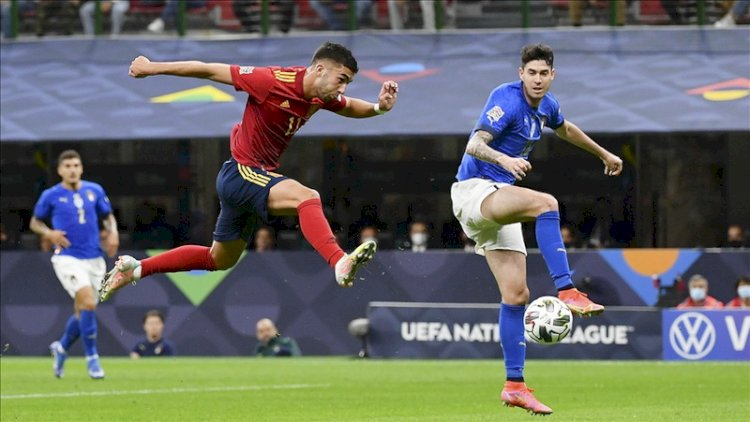 Spanyol Melaju ke Final UEFA Nations League, Kalahkan Italia 2-1