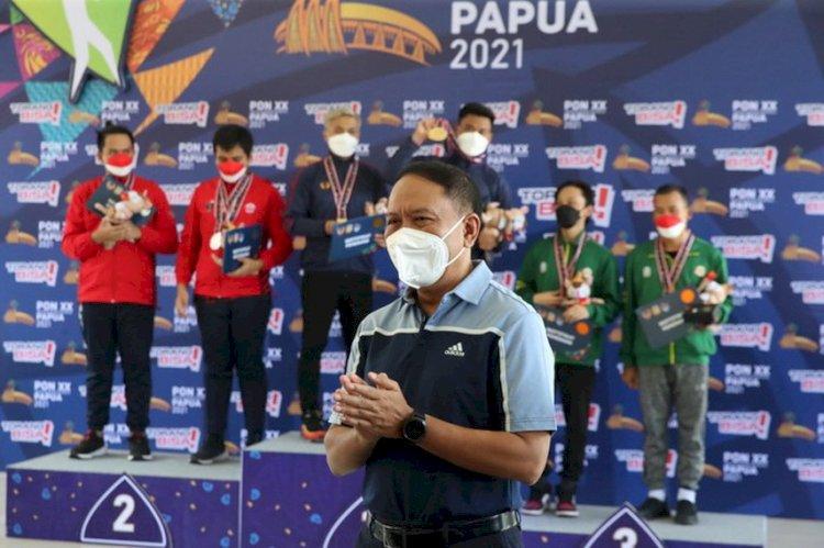 Menpora Akan Panggil Panitia Soal Kasus Positif Covid-19 di PON XX Papua