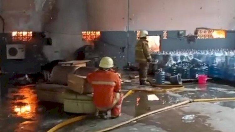 Gudang Terbakar, Pihak Shopee Express Pastikan Pengiriman Barang Tidak Ada Kendala