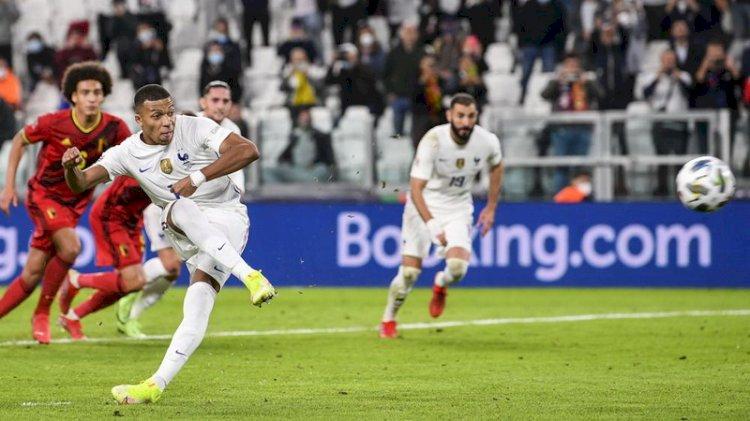 UEFA Nations League: Kalahkan Belgia 3-2, Prancis Jumpa Spanyol di Final