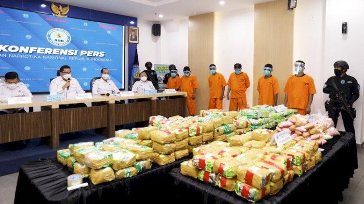 DPR Usulkan Presiden Bentuk Timsus soal Rekening Jumbo Sindikat Narkoba
