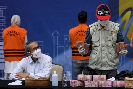 KPK Panggil Enam Saksi Kasus Suap Seleksi Jabatan Pemkab Probolinggo