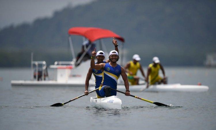 Perkasa Sabet 6 Emas Rowing, Jabar Hampir Pasti Jadi Juara Umum Dayung