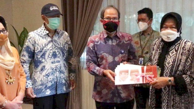 Mensos Minta Izin Ahli Waris Soekarno untuk Penggunaan Foto di Uang Emisi 2022