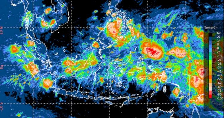 BMKG Ingatkan Masyarakat Potensi Cuaca Ekstrem 10 Hari ke Depan
