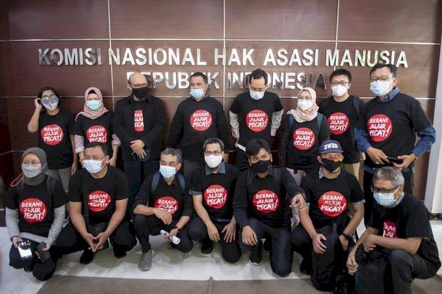 KPK Terbuka Bekerja Sama Dengan IM57+ Institute