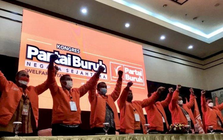 Partai Buruh Optimis Lolos Verifikasi KPU Sebagai Peserta Pemilu 2024