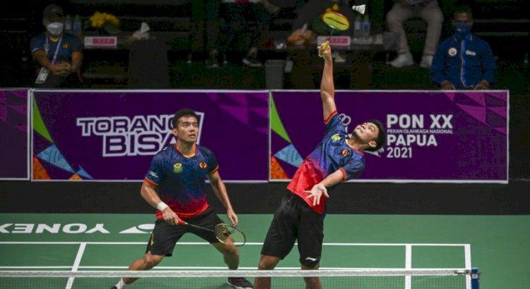 DKI Jakarta Tantang Jabar di Final Bulutangkis Beregu Putra PON Papua, Hari Ini