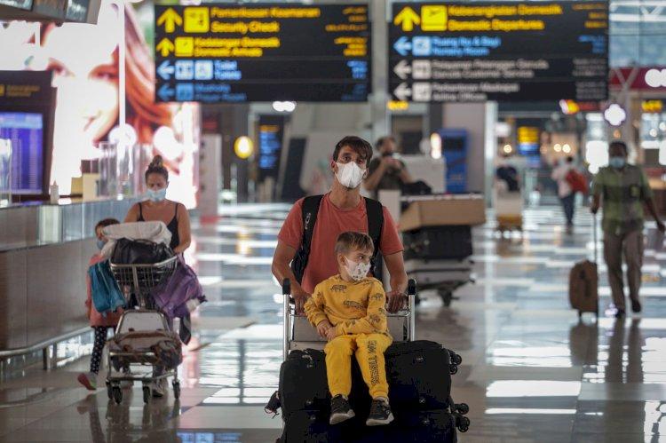 Masa Karantina Wisatawan Asing Dipangkas Jadi 5 Hari