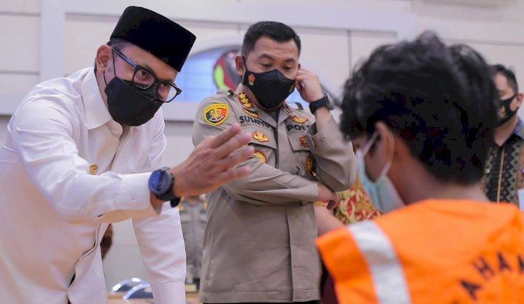 Geram ke Pembunuh Pelajar SMA di Bogor, Wali Kota: Mau Dihukum Mati?