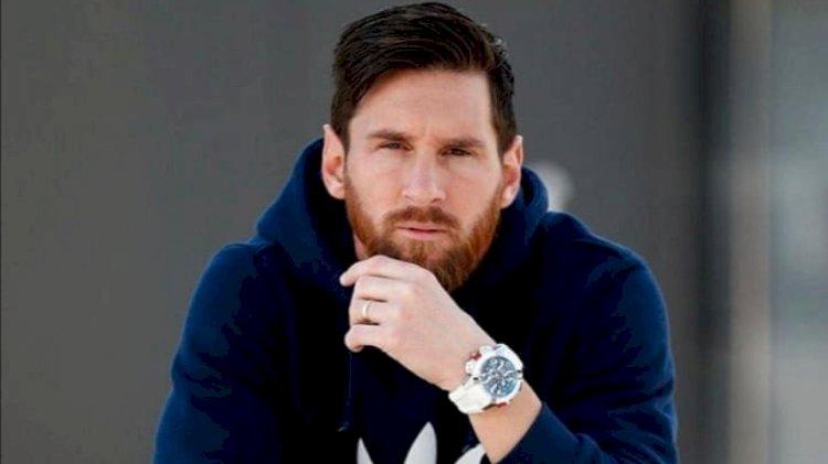 Messi Sebut Dirinya Tak Menyesal Gabung Paris Saint-Germain