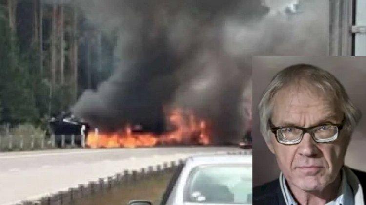 Nasib Penghina Nabi Muhammad: Dikawal 24 Jam, Temui Ajal Terpanggang Dalam Mobil