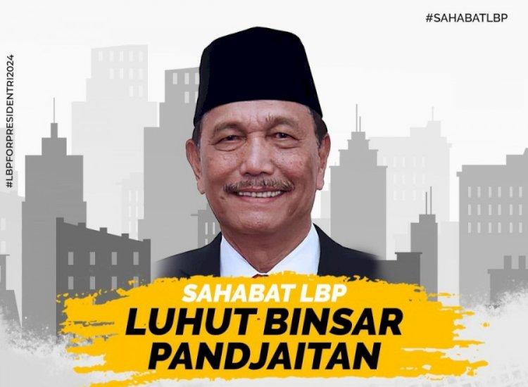 Deklarasi Luhut for President 2024?