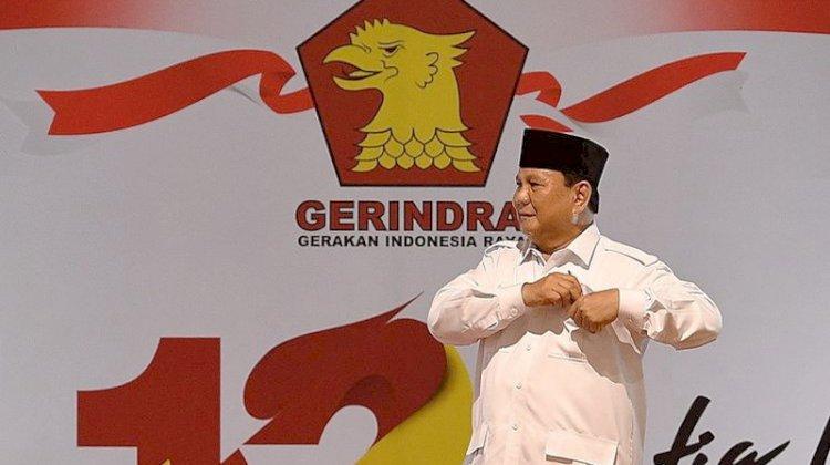Sekjen Gerindra: Insya Allah Prabowo Maju di Pilpres 2024