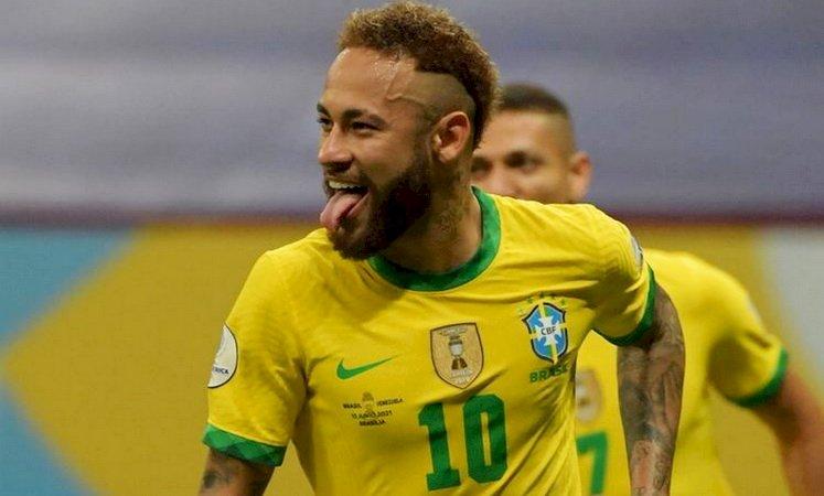 Neymar Utarakan Piala Dunia 2022 Qatar Turnamen Terakhirnya