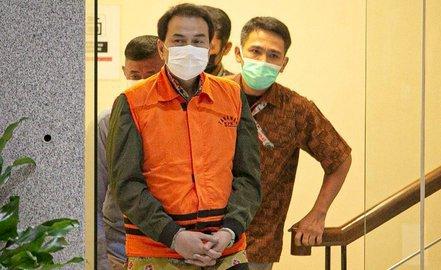 Hari ini Azis Syamsuddin Jalani Pemeriksaan Perdana Kasus Dugaan Suap