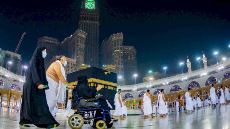 Lampu Hijau Umrah bagi RI Jadi Modal untuk Pelaksanaan Haji