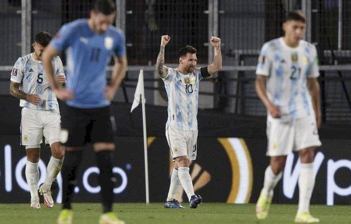 Klasemen Kualifikasi Piala Dunia Usai Argentina Hajar Uruguay 3-0